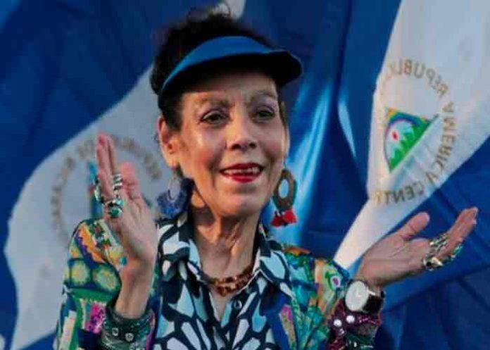 Rosario Murillo: