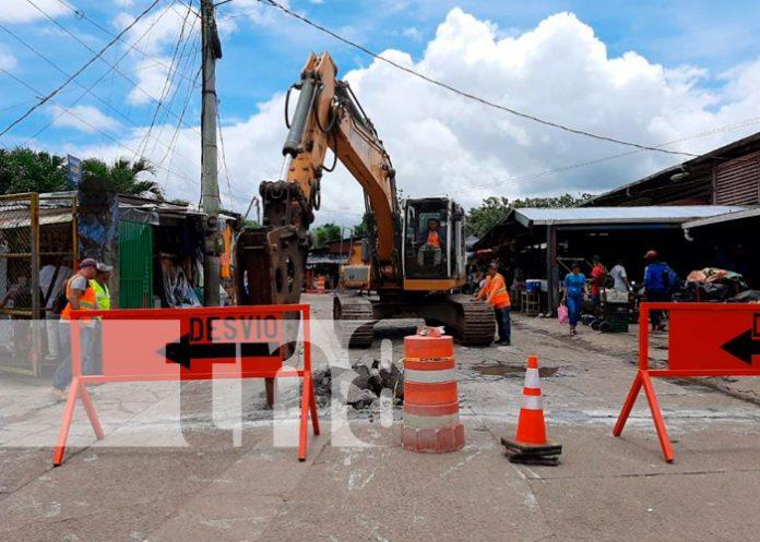 Mejoran los accesos viales en San Carlos, Río San Juan / FOTO / TN8