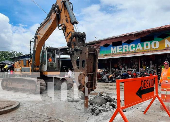 Mejoran los accesos viales en San Carlos, Río San Juan