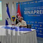 SINAPRED informó que depresión tropical se aleja de las costas nicaragüenses