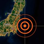 Fuerte sismo de 5,8 sacude la costa de Tokio