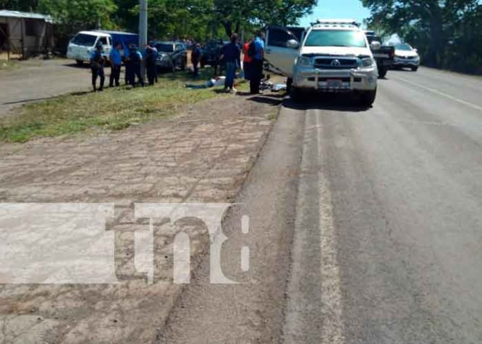 Detienen en Tipitapa a sujetos que se disfrazaban de Policía para robar