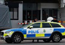 Tres heridos en tiroteo en ciudad del sur de Suecia / FOTO / Expressen