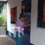 Beneficiados de viviendas en Tola