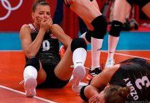 """Jugadoras turcas del equipo de voleibol quedan """"sin dientes"""" en los Juegos Olímpicos"""