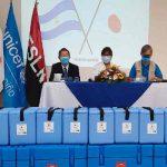 MINSA recibe donación de parte de UNICEF