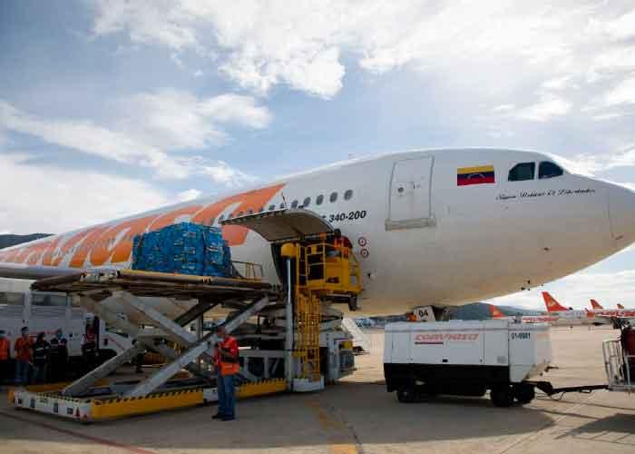Venezuela envía ayuda humanitaria para Haití | TN8.tv Nicaragua