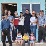 Familias boaqueñas reciben viviendas del Programa Bismarck Martínez