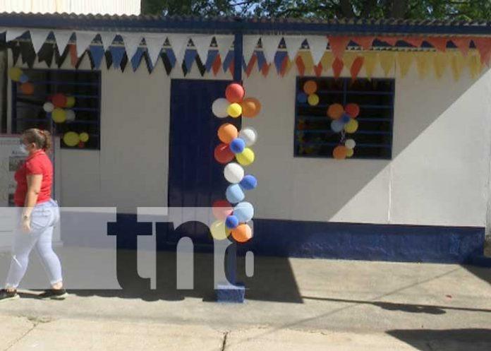 Nueva vivienda digna para una familia de Managua