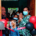 Nuevas viviendas para familias de Nandaime