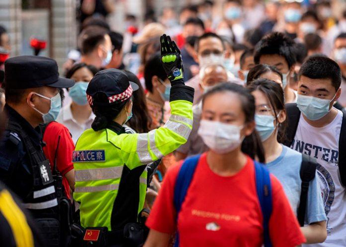 Wuhan anuncia test masivos tras detectar 3 positivos contagios locales