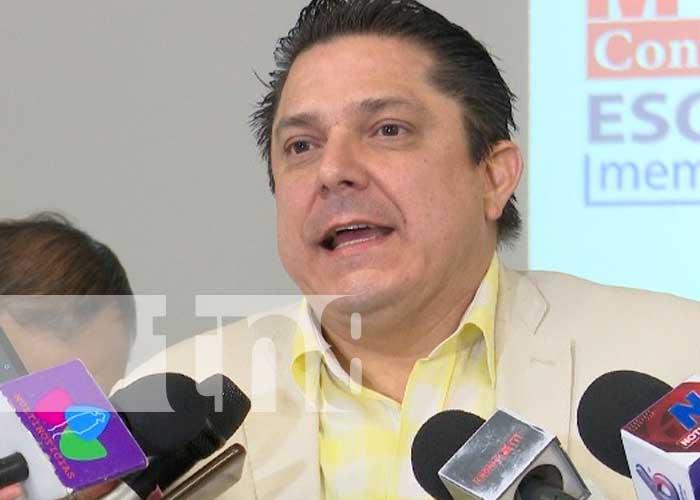 Xavier Díaz Lacayo, analista de la encuesta que muestra intención de voto a favor del FSLN