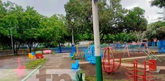 Entregan espacio recreativo rehabilitado en Villa San Jacinto