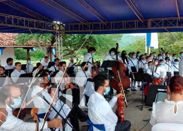 Cantata en conmemoración del Bicentenario de Centroamérica