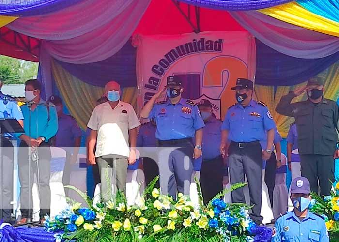 nicaragua, chontales, policia nacional,