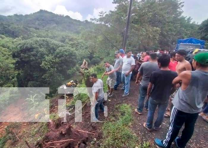 nicaragua, matagalpa, accidente,