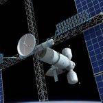 China planea construir una planta de energía solar en el espacio