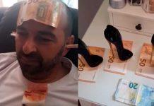"""Narcos hacían vídeo en las redes: """"Tengo tanto dinero como Pablo Escobar""""."""