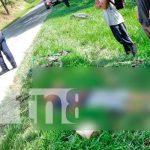 Conductores lesionados tras colisión en Nueva Segovia