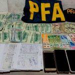 Detuvieron a banda de narcos con 12 kilos de cocaína en Argentina.