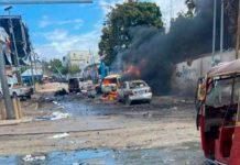 Ocho personas muertas deja atentado suicida en Somalia