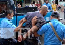 Policia logró la captura de un sujeto que acosó a una menor de edad