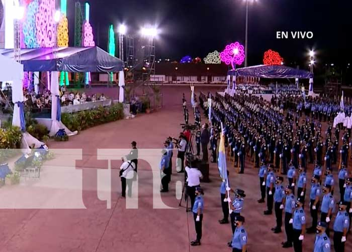 nicaragua, managua, policia,