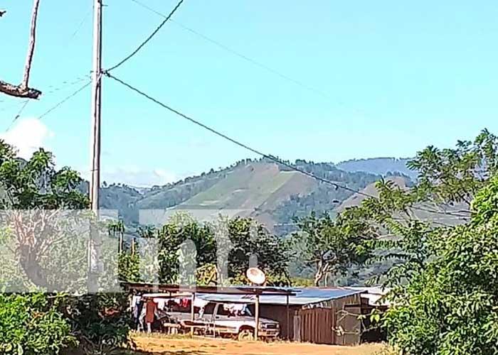 nicaragua, nueva segovia, energia,