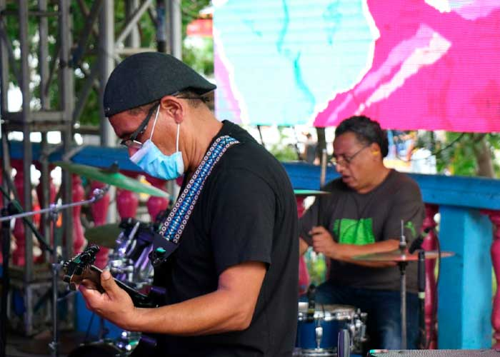 nicaragua,musica, rock city,