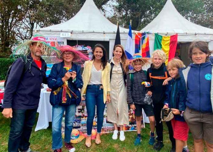 Nicaragua en Festival de Solidaridad de Bélgica