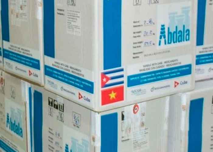 Abdala fue la primera de las tres vacunas desarrolladas y producidas en América Latina y el Caribe