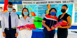 Embajada de Honduras y Ministerio de Educación celebran el Bicentenario