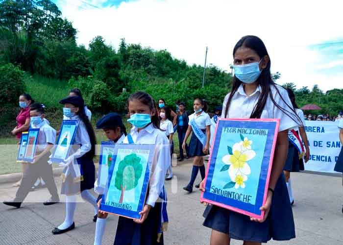 Saludan en San Carlos  el 165 aniversario de la heroica Batalla de San Jacinto