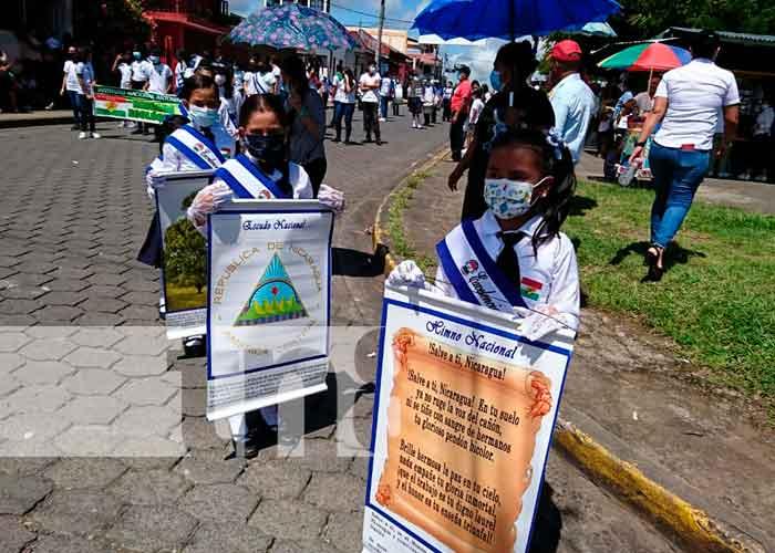 Durante la jornada patria en Matiguás se realizaran actividades de diferente índole