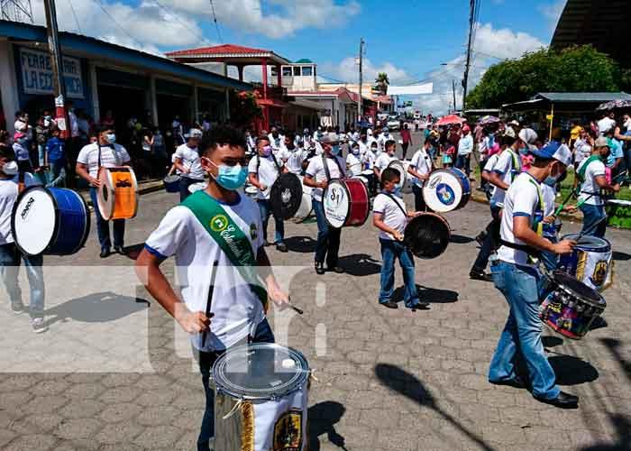 Saludan en Matiguás el 165 aniversario de la heroica Batalla de San Jacinto