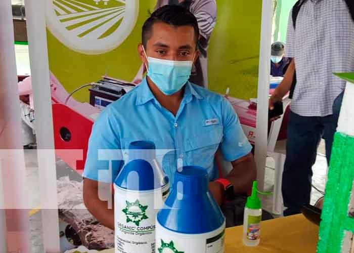 El INTA desarrolla el primer certamen departamental de Agroinnovacción en Jinotega