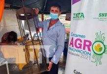 Todo un éxito primer certamen departamental de Agroinnovacción en Jinotega