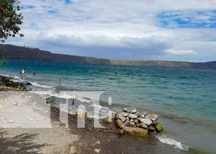 La Laguna de Apoyo es de origen volcánico