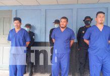 Detienen a 7 sujetos por cometer diversos delitos en Río San Juan