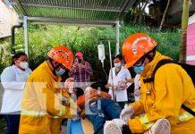 Tercer Ejercicio Multiamenaza se desarrolló en Boaco