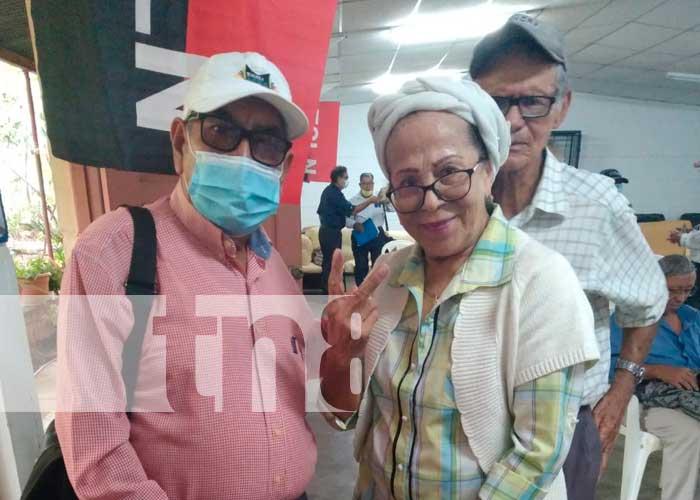 Unidad Nacional del Adulto Mayor celebra su 14 aniversario de fundación