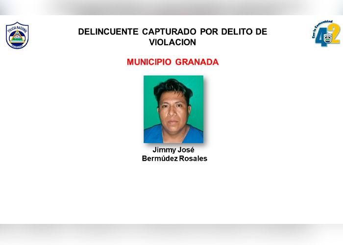 Foto: 10 sujetos se enfrentaran a la justicia por cometer diversos delitos en Granada/ TN8