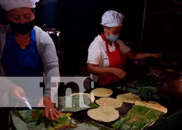 nicaragua, matagalpa, produccion, feria,