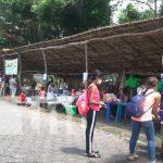 El Mercadito de Santa Cruz de la Isla de Ometepe les ofrece diversos productos