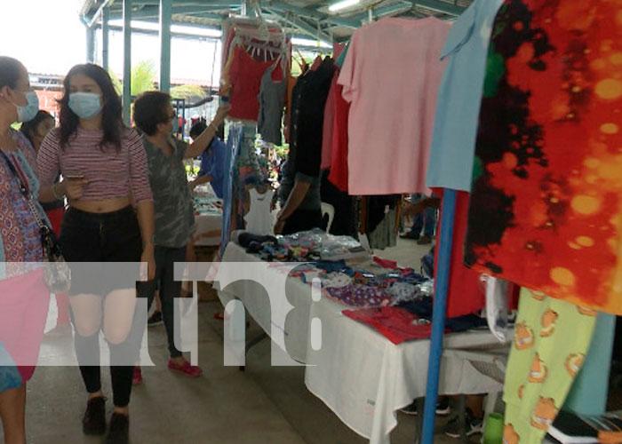 En el Parque Nacional de Ferias encontrarán muchas alternativas de compras