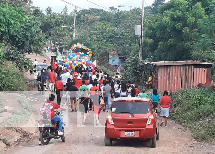 nicaragua, managua, dia de la biblia,