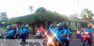 Policía en Rivas celebra 42 años de seguridad y tranquilidad