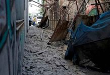 Un muerto y nueve heridos tras un fuerte sismo en la isla griega de Creta