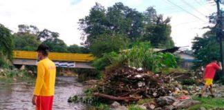 Hombre desaparece tras caer a río en San Pedro Sula, Honduras