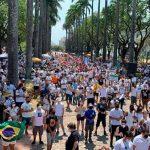 Brasil: Grupos de derecha protestan contra Jair Bolsonaro